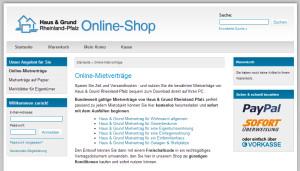 Bequem Online Kaufen Zum Shop Von Haus Grund Rlp