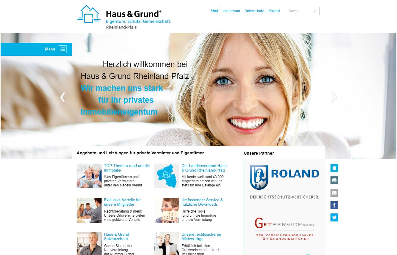 Haus und Grund – ein starker Partner